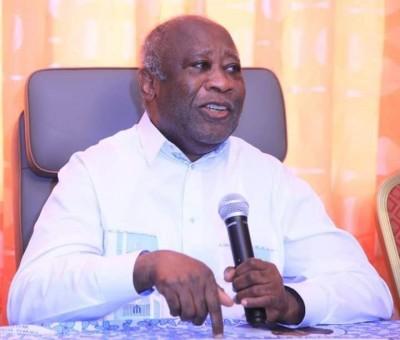 Côte d'Ivoire : À quelques jours de la fête de l'indépendance, Gbagbo convoque d'urge...