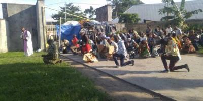 RDC : Des édifices catholiques vandalisés et profanés à Kinshasa et au Kasaï