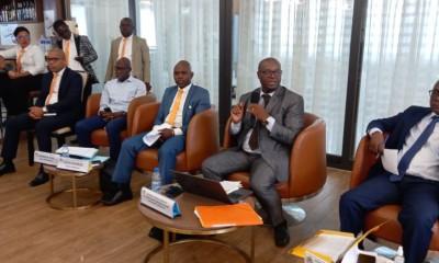 Côte d'Ivoire : Souleymane Diarrassouba via son  représentant réitère devant le SYNAMIC-CI qu'il reste  attaché à l'amélioration des conditions de travail des agents