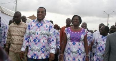 Côte d'Ivoire : Levée du mandat d'arrêt de Simone Gbagbo par la CPI, Affi la  félicit...