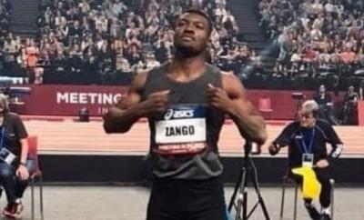 Burkina Faso : JO Tokyo 2020, Zango qualifié pour la finale de triple saut