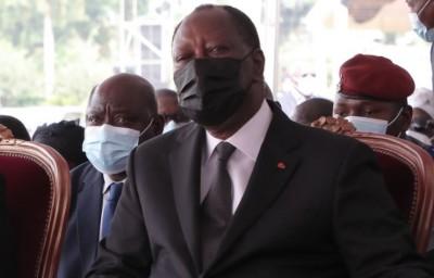Côte d'Ivoire : Le chef de l'Etat en confinement après avoir été en contact avec une personne déclarée positive à la COVID-19