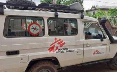 Cameroun : Crise anglophone, MSF plie bagages au nord-ouest