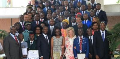 Côte d'Ivoire : Le président en isolement, la Journée nationale de l'Excellence repor...