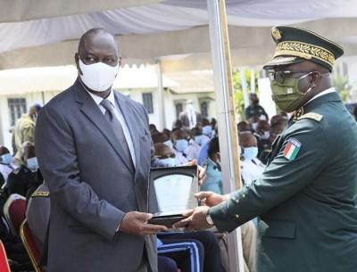 Côte d'Ivoire : COVID-19, Après le chef de l'Etat,  son frère Ministre d'Etat égaleme...