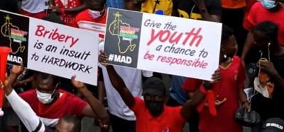 Ghana :  Grognes contre la vie chère et messages au gouvernement