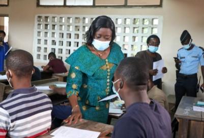 Côte d'Ivoire : Lancement du deuxième tour exceptionnel du concours direct d'entrée dans les CAFOP, plus de 52000 candidats en lices