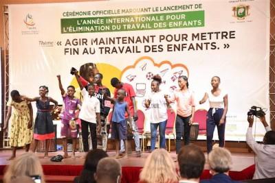Côte d'Ivoire :  Lutte contre le travail des enfants, Me Adama KAMARA plaide pour que...