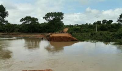 Côte d'Ivoire : Madinani, 02 personnes dont une en service à la brigade de gendarmeri...