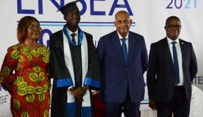 Côte d'Ivoire :    60 ans de l'ENSEA, Patrick Achi marque son accord sur le financeme...