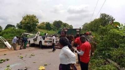 Cameroun : 40 morts sur les routes en 24 heures dans la région du centre