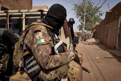 Mali : Plus de 40 civils tués par des terroristes présumés dans le nord