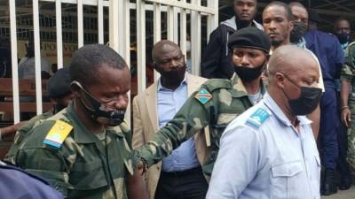 RDC : Deux soldats filmés en train de se bagarrer, condamnés à perpétuité