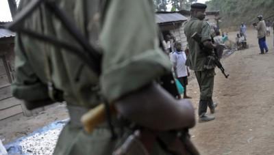 RDC : Un soldat ivre abat deux de ses collègues et se fait tuer