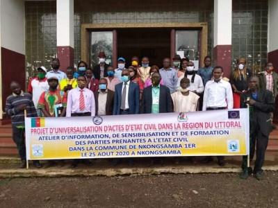Cameroun :  État civil, au moins 1,6 million de personnes sans acte de naissance