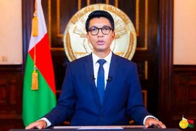 Madagascar : Le Président Andry Rajoelina suspend tous ses ministres