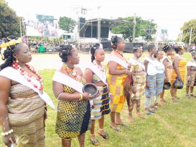 Côte d'Ivoire : Botro, la 3ème édition du FICAB lancée, la culture Gblo-Satiklan mise en valeur
