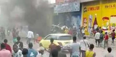 RDC : Des indiens victimes de pillages après la mort d'un étudiant congolais en Inde
