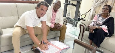 Togo :  Eperviers, contrat de l'entraineur Paulo Duarte officialisé