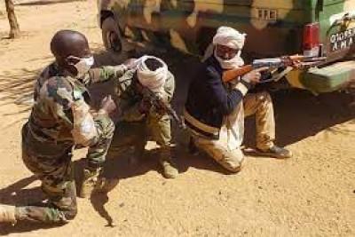 Mali : Un véhicule des Famas saute sur une mine à Ménaka, trois morts