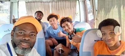 Côte d'Ivoire : Basket Ball, les ivoiriens injustement « séquestrés » au Caire libérés