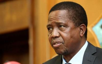 Zambie: Battu, Edgar Lungu reconnaît sa défaite et félicite «son frère» Hakainde Hichilema