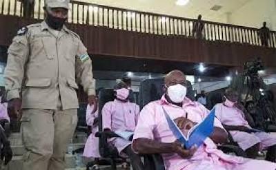 Rwanda : Report du verdict dans le procès de Paul Rusesabagina, accusé de terrorisme