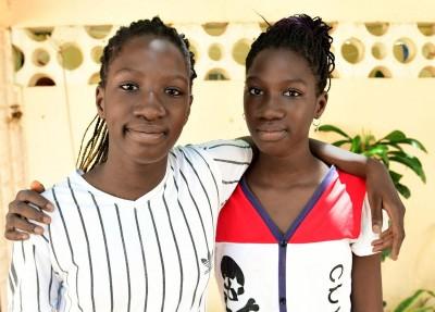 Sénégal : Des jumelles décrochent leur Bac à seulement 13 ans