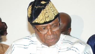 Bénin : L'ex-Président  Nicéphore  Soglo frappé par un nouveau deuil