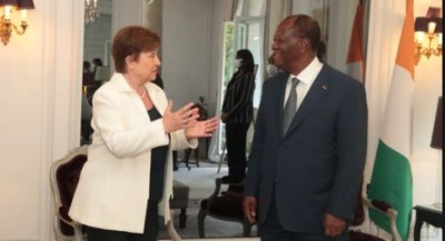 Côte d'Ivoire : Le pays va bénéficier de l'allocation générale de droits de tirages spéciaux (DTS) du FMI entrée en vigueur lundi