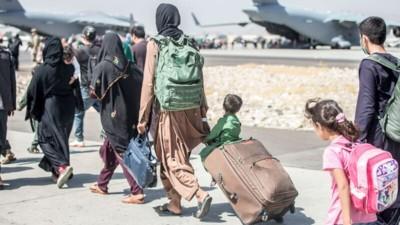 Ouganda : Arrivée de 51 réfugiés en provenance d' Afghanistan