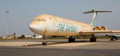 Gambie :  Un gambien rachète trois avions de Jammeh