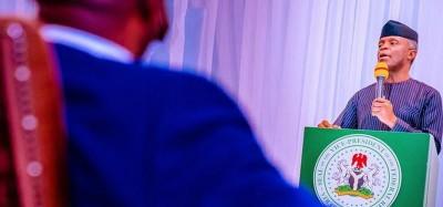 Nigeria :  Osinbajo disjoncte des élans de succession à Buhari