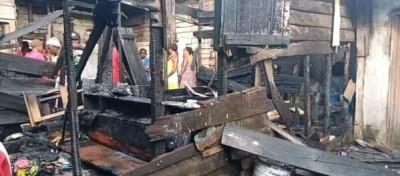Cameroun : Douala, six enfants d'une même famille meurent calcinés dans l'incendie de leur maison