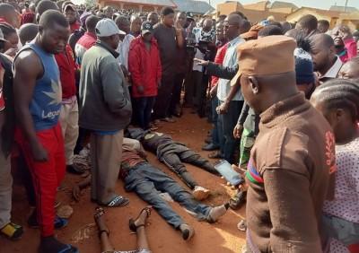 Nigeria : 36 villageois au moins tués dans une attaque nocturne près de Jos