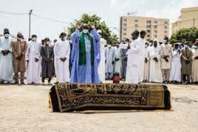 Tchad : L'ex-Président Hissène Habré inhumé à Dakar