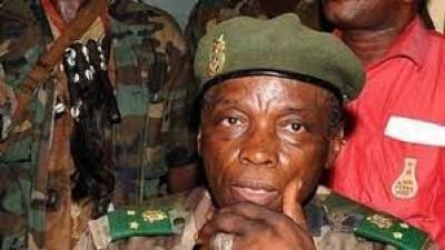 Guinée : Mort du général Mamadouba Toto Camara, ancien numéro 2 de Dadis Camara
