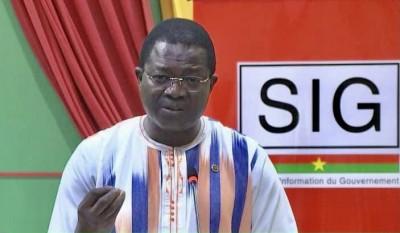 Burkina Faso : Bientôt un document de Stratégie de lutte contre le terrorisme
