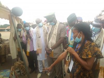 Côte d'Ivoire : Marché des Arts et du Tourisme du Tchologo, les artisans réclament un village artisanal