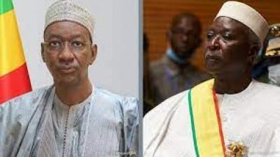 Mali : Bah N'Daw et Moctar Ouane désormais libres de leurs mouvements