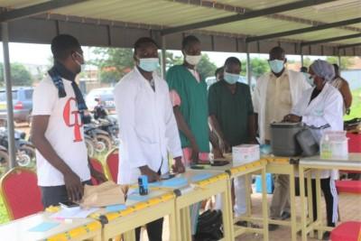 Burkina Faso : Un deuxième cas de choléra détecté dans la région de l'est