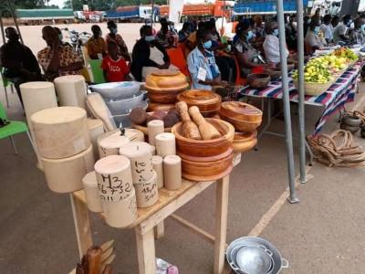 Côte d'Ivoire : Boudé par les cadres de Ferké, le marché des arts du Tchologo connaît un succès malgré des tentatives de sabotage de personnalités politiques