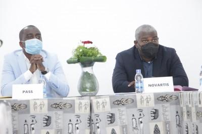 Côte d'Ivoire :    Le PASS et Novartis signent une convention pour une meilleure efficience à l'offre de soins mutualiste et communautaire