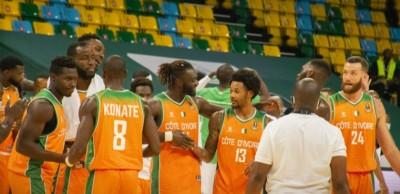 Côte d'Ivoire : Afrobasket 2021, les éléphants surclassent les Super Eagles du Nigeria et se qualifient pour les quarts de finale
