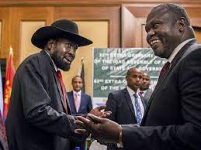 Soudan du Sud :La  démission de Salva Kiir et Riek Machar réclamée par la société civile