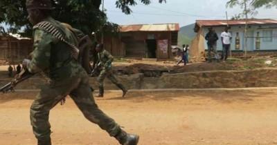 RDC : Une fusillade fait un mort et six blessés en Ituri,11 enfants capturés par des ADF