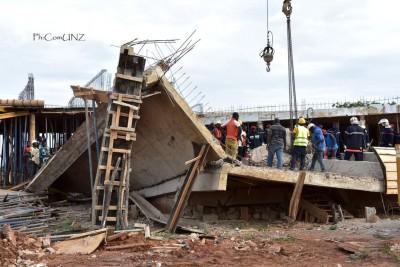 Burkina Faso : Quatre morts et un blessé dans un effondrement à l'université de Koudougou