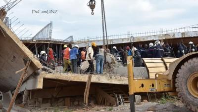 Burkina Faso : Eboulement d'un chantier, six personnes dont des responsables de la société de construction interpellées