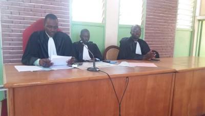 Burkina Faso : Il exige une fellation après un vol sur des expatriés et écope de 48 mois de prison