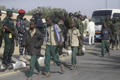 Nigeria : Plus de 70 lycéens pris en otage dans l' Etat de Zamfara